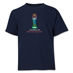 FIFA U-20 World Cup New Zealand 2015 Youth Emblem T-Shirt (Navy)
