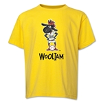 FIFA U-20 World Cup New Zealand 2015 Youth Mascot T-Shirt (Yellow)