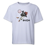 FIFA U-20 World Cup New Zealand 2015 Youth Mascot 2 T-Shirt (White)