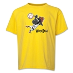 FIFA U-20 World Cup New Zealand 2015 Youth Mascot 2 T-Shirt (Yellow)