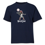 FIFA U-20 World Cup New Zealand 2015 Youth Mascot 3 T-Shirt (Navy)