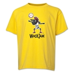 FIFA U-20 World Cup New Zealand 2015 Youth Mascot 3 T-Shirt (Yellow)