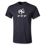 France FFF Youth T-Shirt (Black)