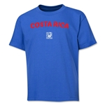 Costa Rica FIFA U-17 Women's World Cup Costa Rica 2014 Youth Core T-Shirt (Royal)