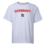 Germany FIFA U-17 Women's World Cup Costa Rica 2014 Youth Core T-Shirt (White)