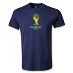 2014 FIFA World Cup Brazil(TM) Emblem Youth T-Shirt (Navy)