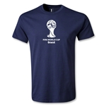 2014 FIFA World Cup Brazil(TM) Youth Emblem T-Shirt (Navy)