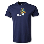 2014 FIFA World Cup Brazil(TM) Youth Mascot T-Shirt (Navy)