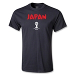2014 FIFA World Cup Brazil(TM) Japan Core Youth T-Shirt (Black)