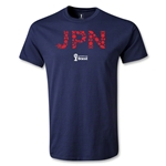 Japan 2014 FIFA World Cup Brazil(TM) Youth T-Shirt (Navy)