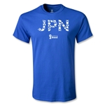 Japan 2014 FIFA World Cup Brazil(TM) Youth T-Shirt (Royal)