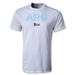 Argentina 2014 FIFA World Cup Brazil(TM) Youth Elements T-Shirt (White)