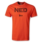 Netherlands 2014 FIFA World Cup Brazil(TM) Youth Elements T-Shirt (Orange)