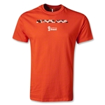 Netherlands 2014 FIFA World Cup Brazil(TM) Youth Palm T-Shirt (Orange)
