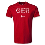Germany 2014 FIFA World Cup Brazil(TM) Youth Elements T-Shirt (Red)
