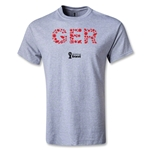 Germany 2014 FIFA World Cup Brazil(TM) Youth Elements T-Shirt (Grey)