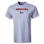 Germany 2014 FIFA World Cup Brazil(TM) Youth Palm T-Shirt (Grey)