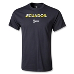 Ecuador 2014 FIFA World Cup Brazil(TM) Youth Palm T-Shirt (Black)