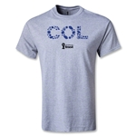 Colombia 2014 FIFA World Cup Brazil(TM) Youth Elements T-Shirt (Grey)