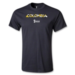 Colombia 2014 FIFA World Cup Brazil(TM) Youth Palm T-Shirt (Black)