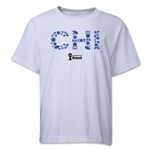 Chile 2014 FIFA World Cup Brazil(TM) Youth Elements T-Shirt (White)