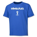 Honduras 2014 FIFA World Cup Brazil(TM) Youth Core T-Shirt (Royal)