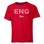 England 2014 FIFA World Cup Brazil(TM) Youth Elements T-Shirt (Red)