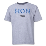 Honduras 2014 FIFA World Cup Brazil(TM) Youth Elements T-Shirt (Grey)