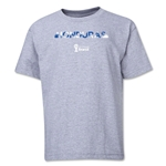 Honduras 2014 FIFA World Cup Brazil(TM) Youth Palm T-Shirt (Grey)