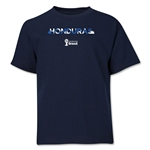 Honduras 2014 FIFA World Cup Brazil(TM) Youth Palm T-Shirt (Navy)