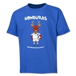 Honduras 2014 FIFA World Cup Brazil(TM) Youth Mascot T-Shirt (Royal)
