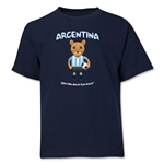 Argentina 2014 FIFA World Cup Brazil(TM) Youth Mascot T-Shirt (Navy)