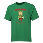 Cameroon 2014 FIFA World Cup Brazil(TM) Youth Mascot T-Shirt (Green)