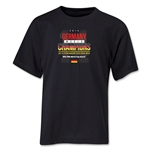 Germany 2014 FIFA World Cup Brazil(TM) Youth Champions 14 T-Shirt (Black)