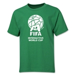 FIFA Interactive World Cup Youth Single Color Emblem T-Shirt (Green)