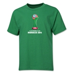 FIFA Club World Cup Morocco 2014 Youth Core T-Shirt (Green)