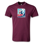 FIFA U-20 World Cup Turkey 2013 Youth Emblem T-Shirt (Maroon)