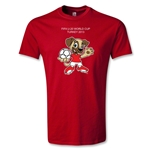 FIFA U-20 World Cup Turkey Youth Mascot T-Shirt (Red)