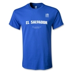 FIFA U-20 World Cup Turkey Youth El Salvador T-Shirt (Royal)