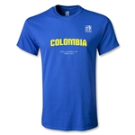 FIFA U-20 World Cup Turkey Youth Colombia T-Shirt (Royal)