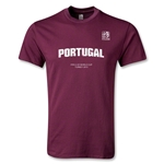 FIFA U-20 World Cup Turkey Youth Portugal T-Shirt (Maroon)