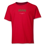 Iran 2013 FIFA U-17 World Cup UAE Youth T-Shirt (Red)