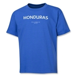 Honduras 2013 FIFA U-17 World Cup UAE Youth T-Shirt (Royal)