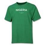 Nigeria 2013 FIFA U-17 World Cup UAE Youth T-Shirt (Green)