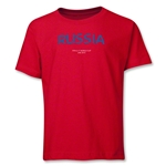 Russia 2013 FIFA U-17 World Cup UAE Youth T-Shirt (Red)
