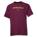 Venezuela 2013 FIFA U-17 World Cup UAE Youth T-Shirt (Maroon)