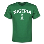 Nigeria FIFA U-17 World Cup Chile 2015 Youth T-Shirt (Green)