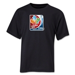 FIFA Women's World Cup Canada 2015(TM).Core Youth T-Shirt (Black)
