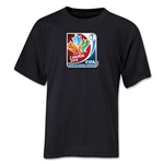 FIFA Women's World Cup Canada 2015(TM).French Core Youth T-Shirt (Black)