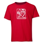 FIFA Women's World Cup Canada 2015(TM).French Core Youth T-Shirt (Red)